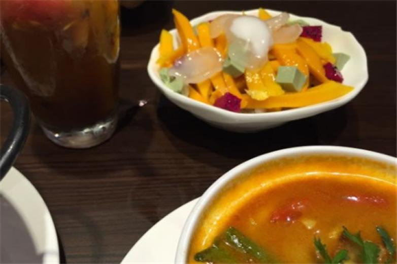 金橋國際泰國菜加盟