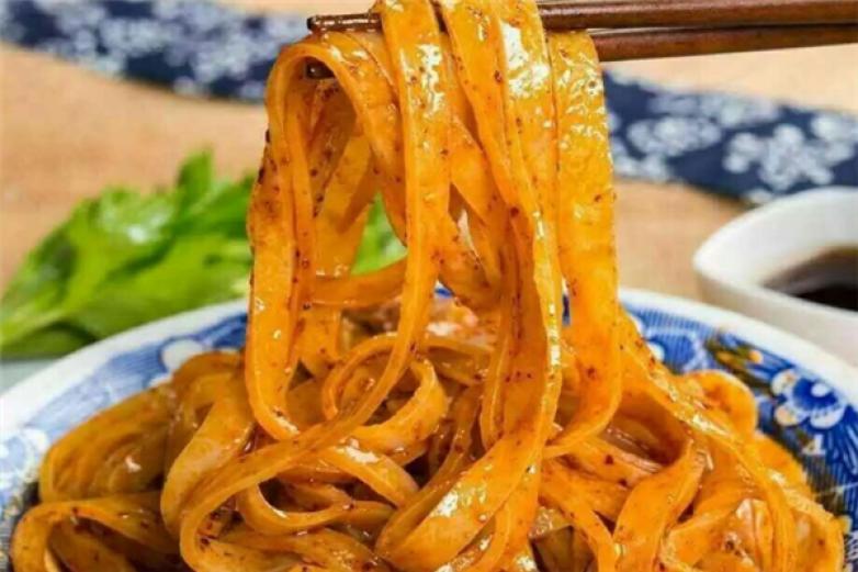 中華美食園搟面皮加盟