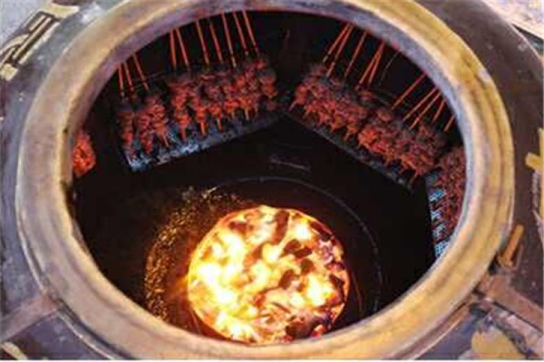 瓦缸烤串加盟