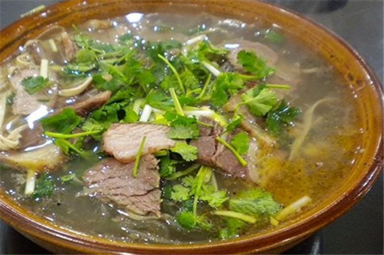 大骨牛肉湯加盟