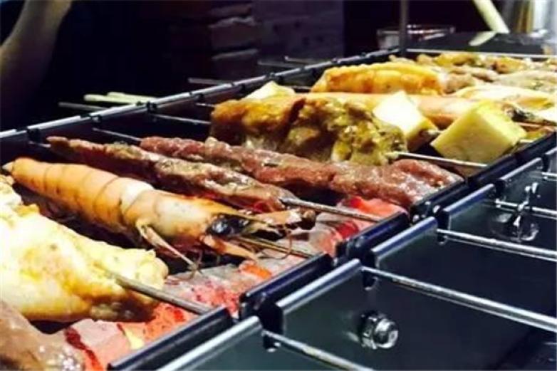 中山烤肉加盟