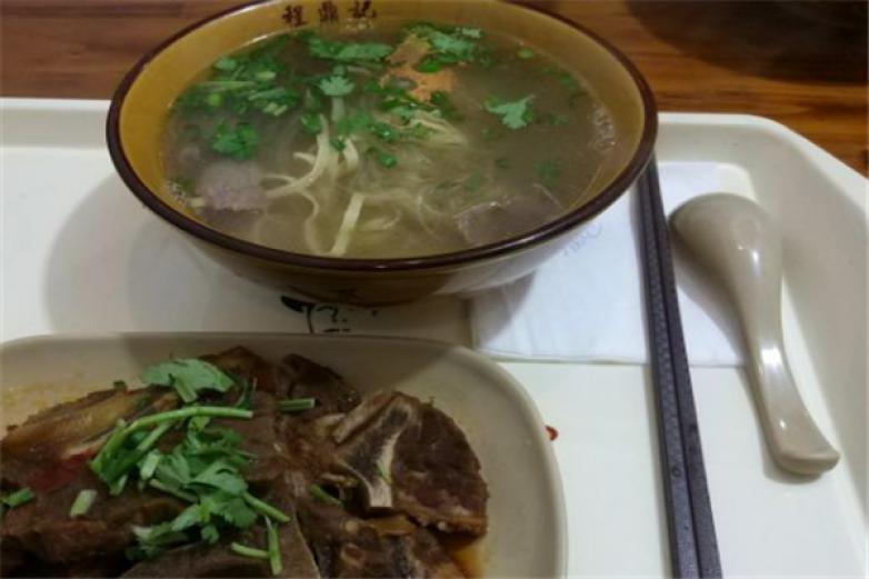 鼎四方牛肉湯加盟