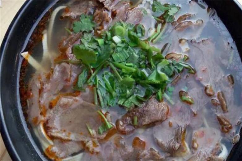 牛勁道蹺腳牛肉湯加盟