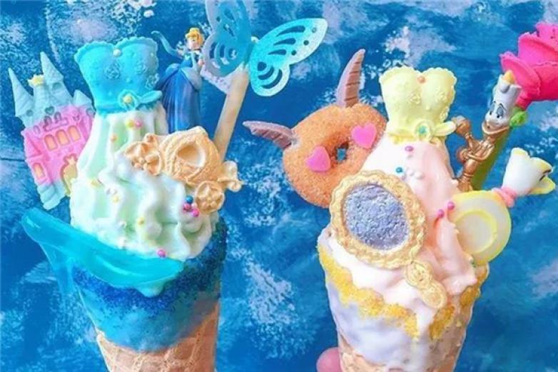 美味情緣冰激凌加盟
