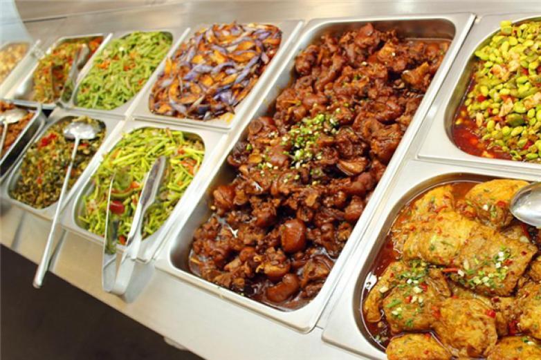 米小厨中式快餐加盟