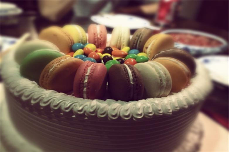 麥香儂蛋糕加盟
