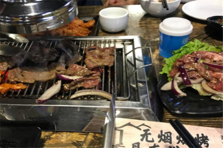 墨先森鐵板燒烤加盟