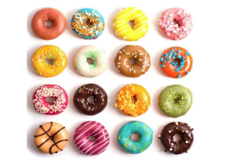美滋美味甜甜圈加盟