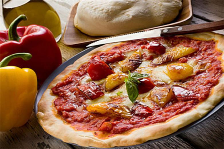 披萨范加盟