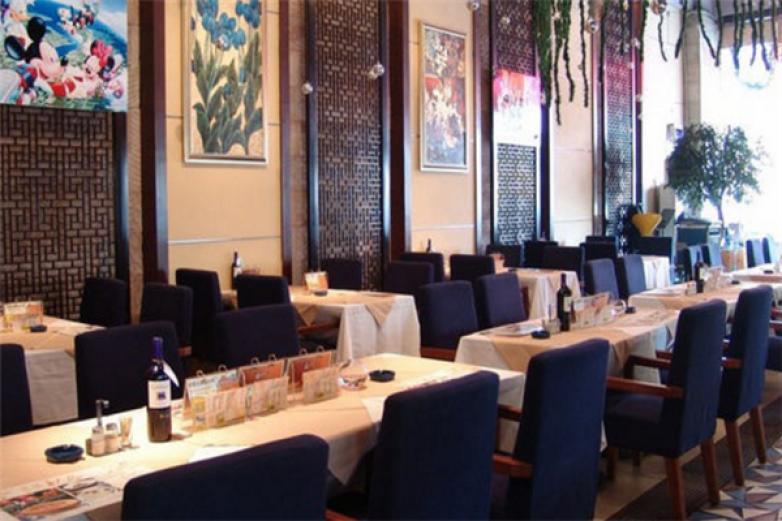 鹏捷咖啡西餐厅加盟