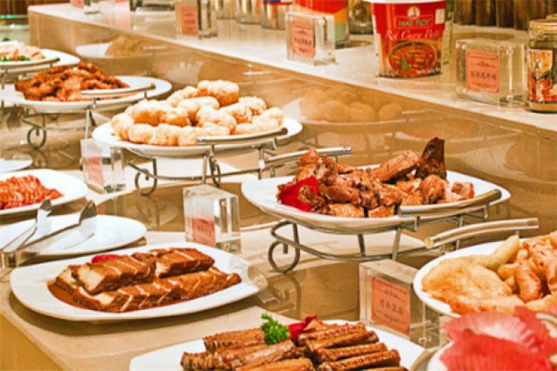 浦西洲际酒店ECCO自助餐厅加盟