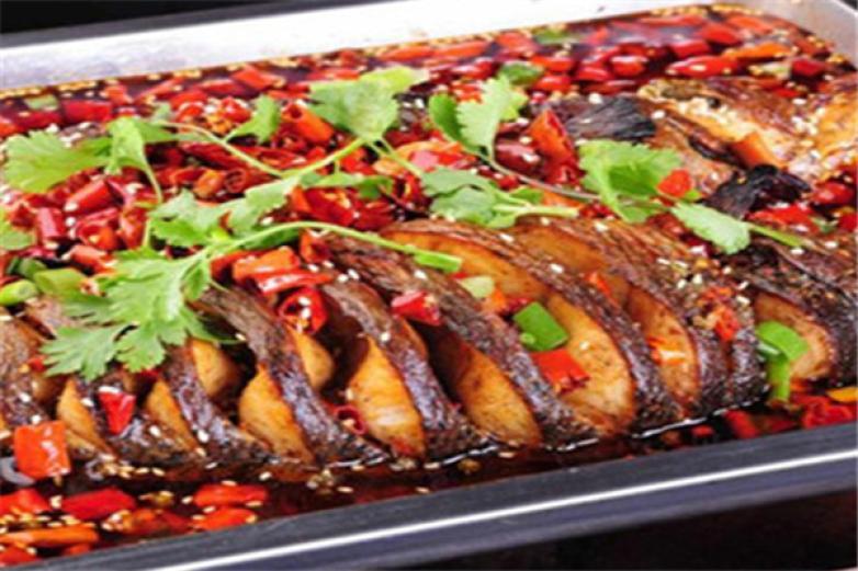 烤喀古道烤鱼加盟