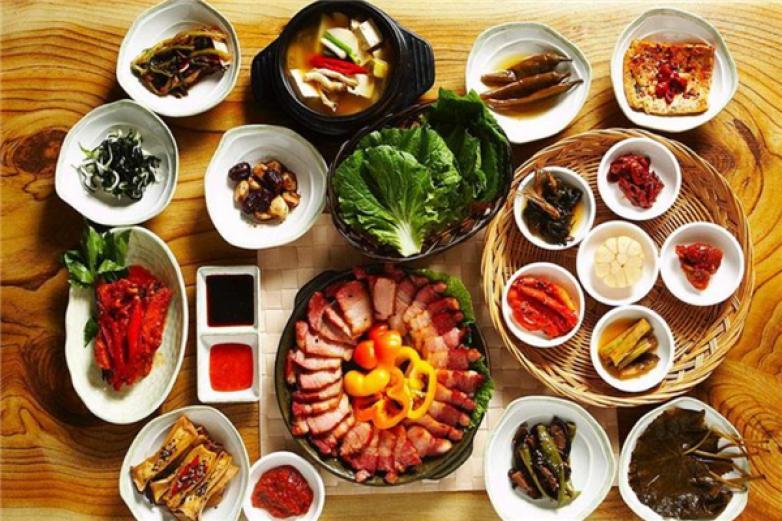 金草帽韩式料理加盟