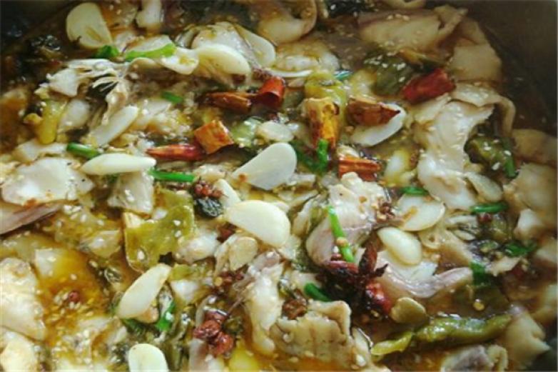 椒棠酸菜鱼加盟