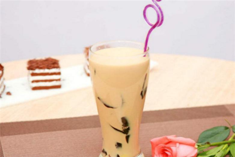 百氏特奶茶加盟