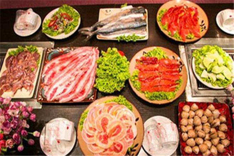 品烤韩式自助烧烤加盟
