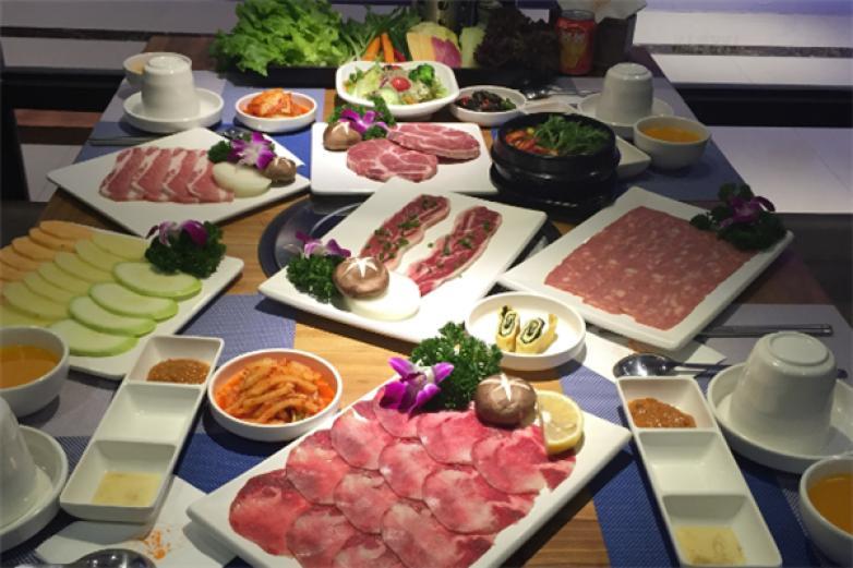 川康韩式烤肉加盟