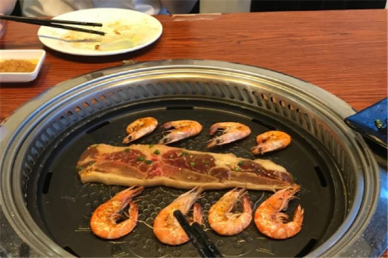 木槿花自助式烤肉加盟