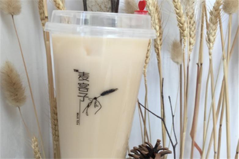 麦客子甜醅奶茶加盟