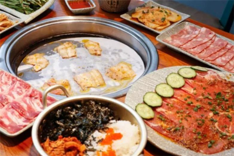 大长今韩式自助烤肉加盟