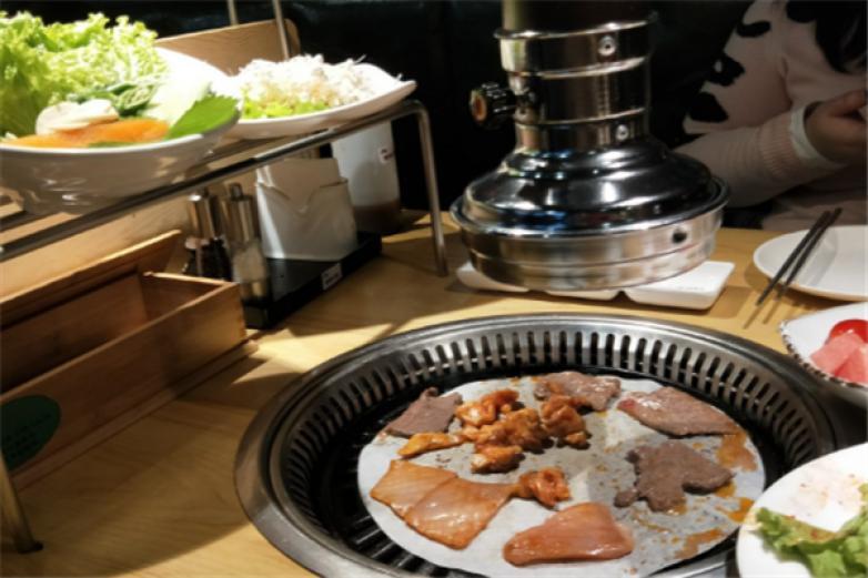 牛市牛韩式烤肉加盟