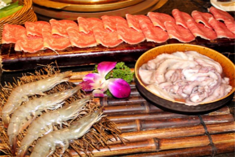 金氏章鱼水煎肉加盟