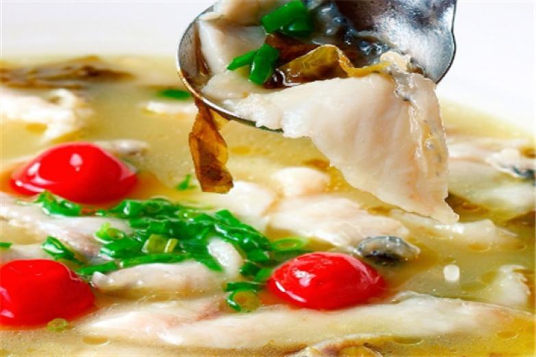 鲈乡酸菜鱼加盟