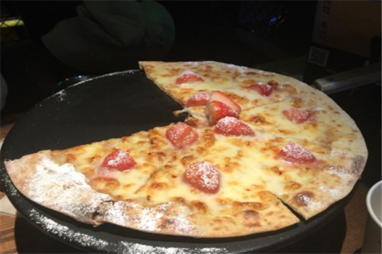 美萨火炬披萨加盟