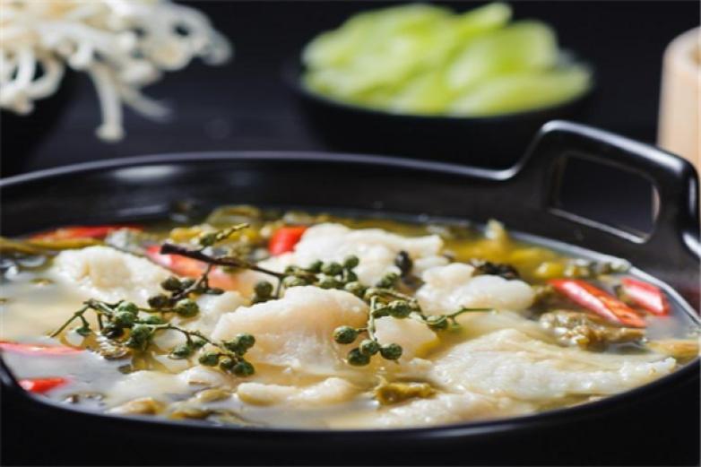 炉渔宫酸菜鱼加盟