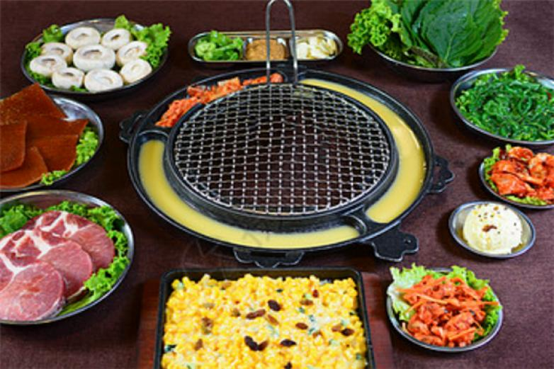火炉宴韩式烤肉加盟