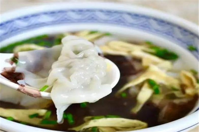胃口福水饺云吞馄饨加盟