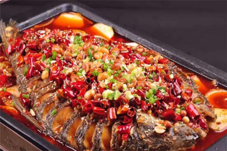 鱼醋烤鱼加盟