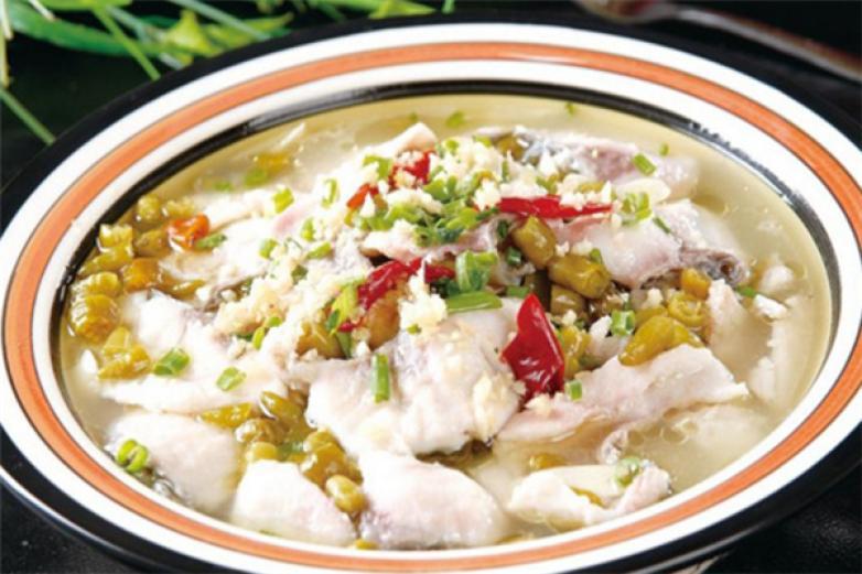 鱼谷酸菜鱼加盟