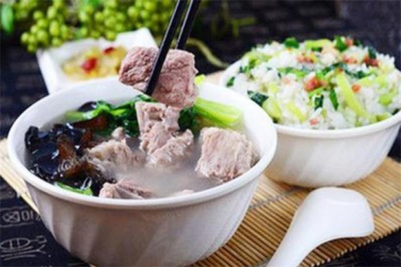 江南菜饭骨头汤加盟