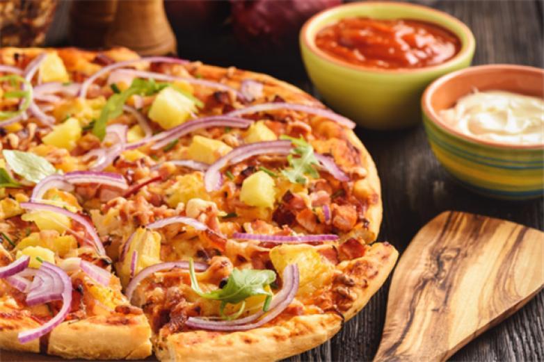 森宇披萨加盟