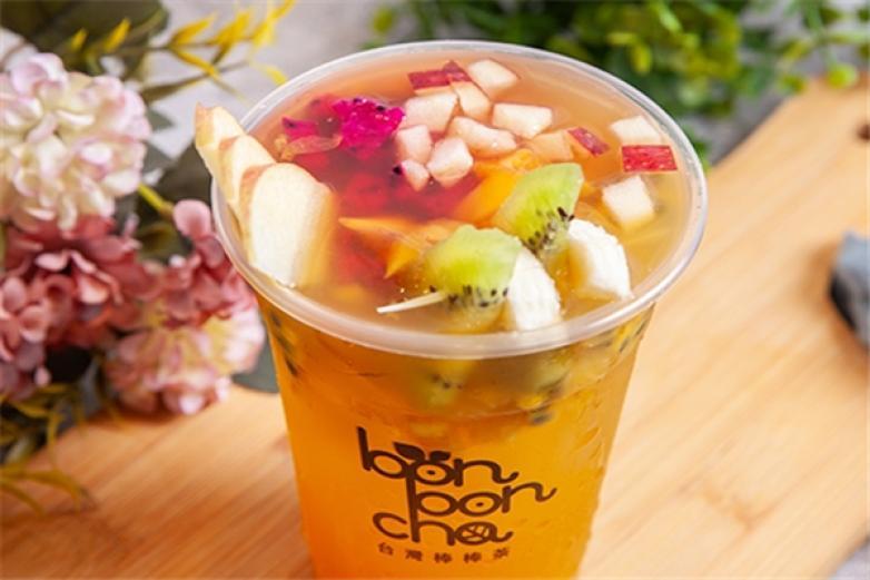 台湾棒棒茶加盟