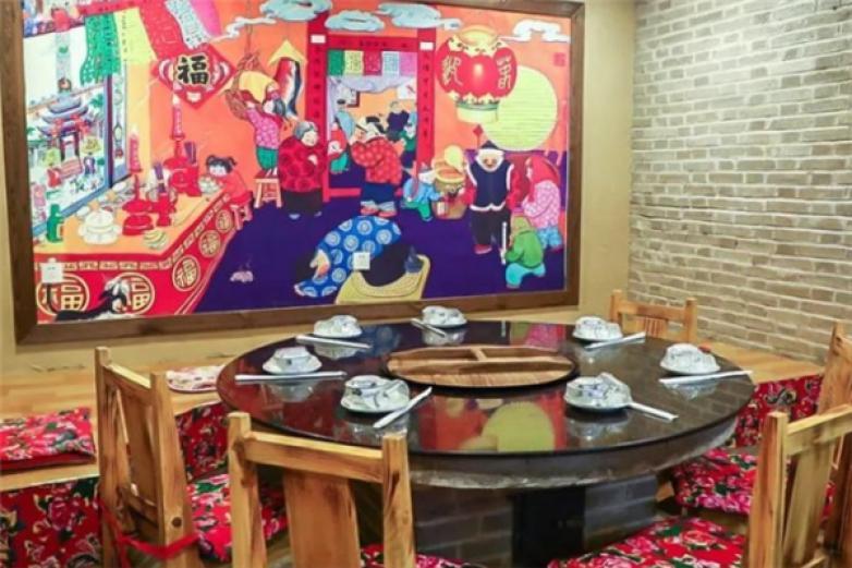 东北大铁锅炖菜加盟