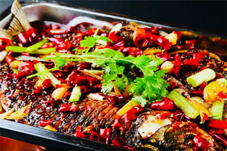 二爷香锅烤鱼加盟