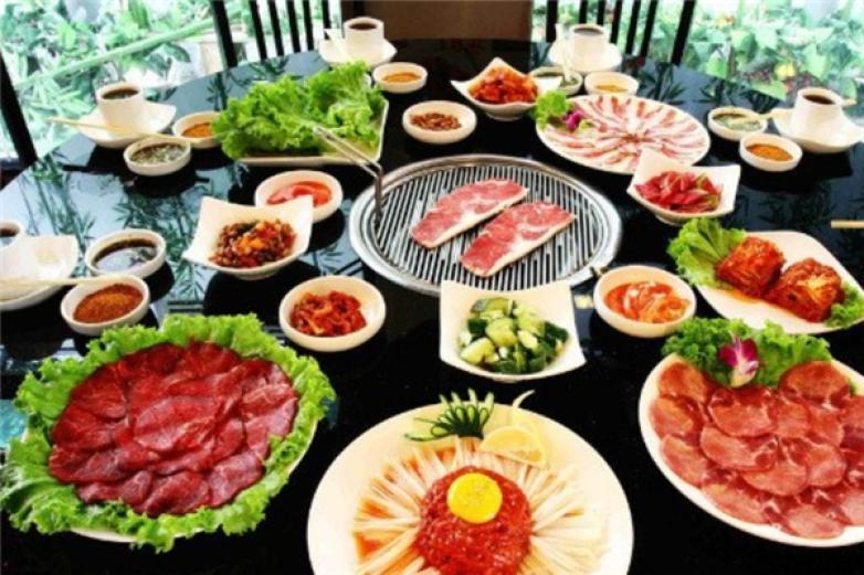 酒翎猴韩国烧烤加盟