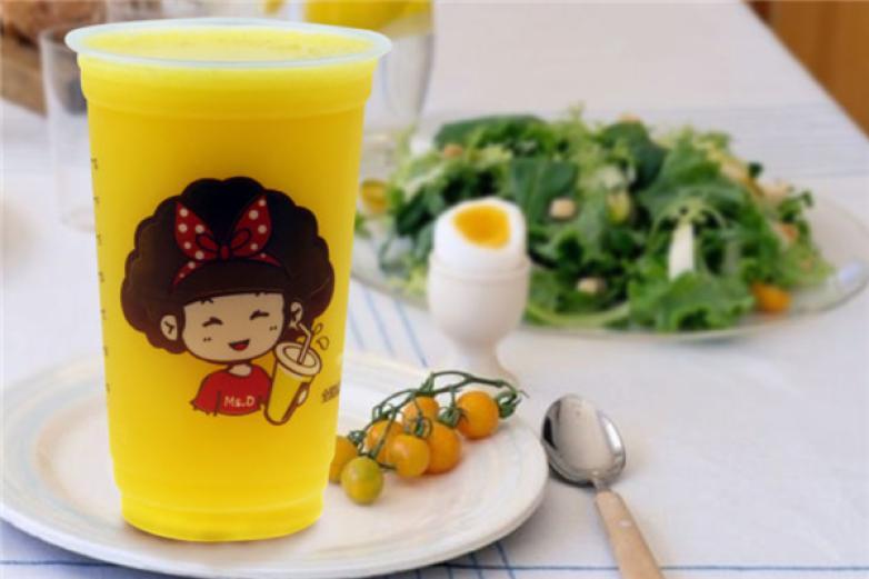 董小姐茶饮加盟