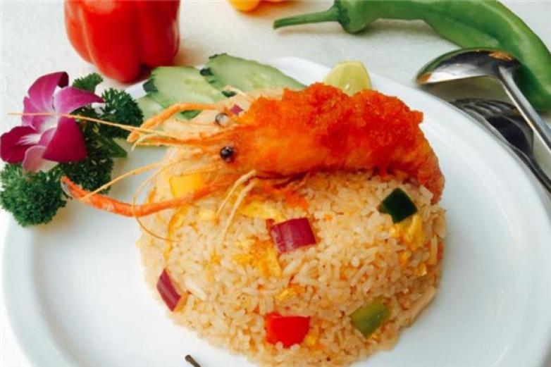 大头虾泰国菜加盟