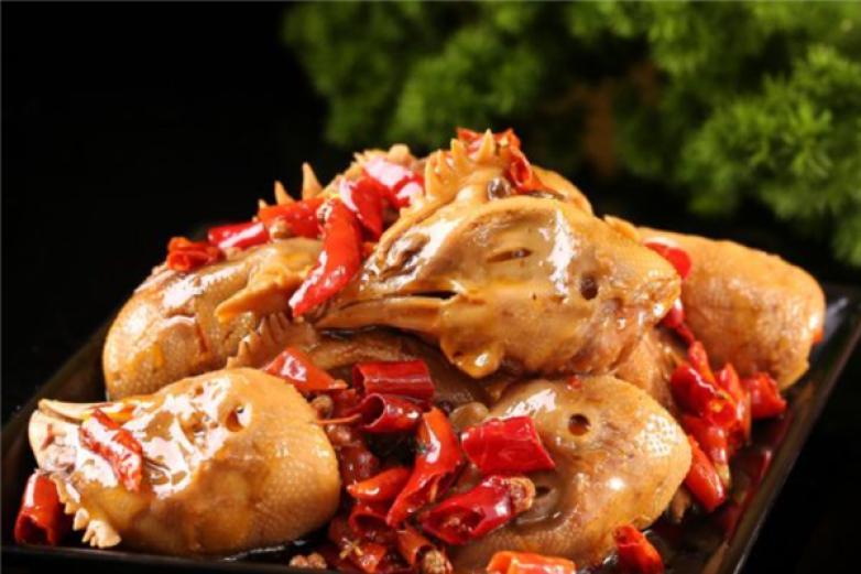 杨老三麻辣鸡头加盟