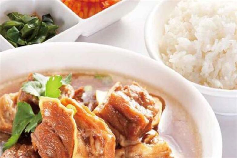 延吉梨花牛肉汤饭加盟