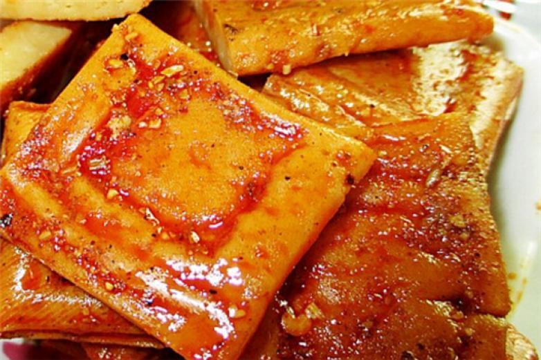 阿萍五香豆腐加盟